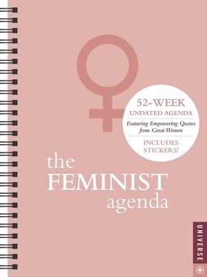 The Feminist Agenda Undated Calendar Cover Image