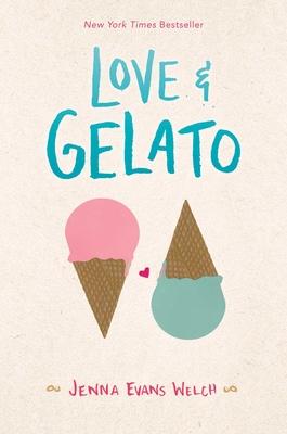 Love & Gelato Cover Image