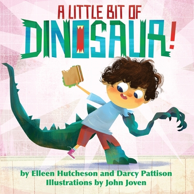 A Little Bit of Dinosaur Cover Image