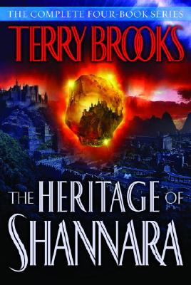 The Heritage of Shannara Cover