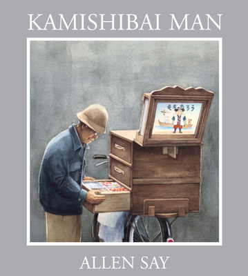 Kamishibai Man Cover
