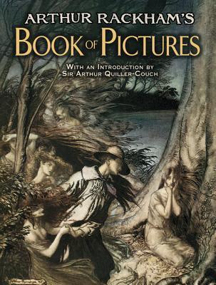 Arthur Rackham's Book of Pictures (Dover Fine Art) Cover Image