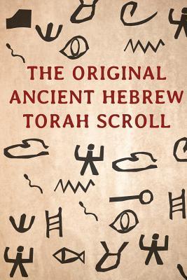 The Original Ancient Hebrew Torah Scroll Cover Image