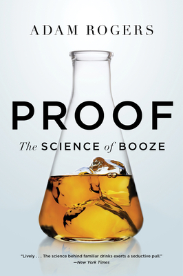 Proof: The Science of Booze Cover Image