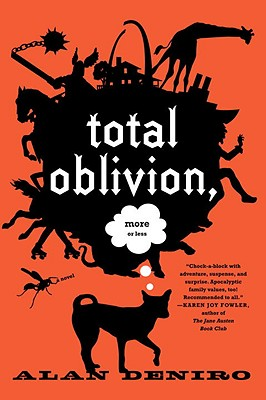 Total Oblivion, More or Less Cover