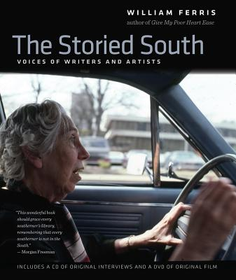 The Storied South Cover