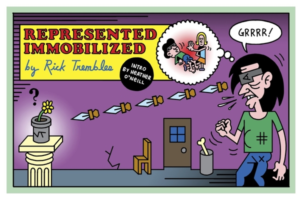 Cover for Represented Immobilized