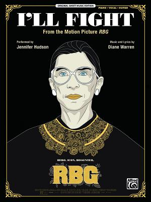 I'll Fight: From Rbg, Sheet (Original Sheet Music Edition) Cover Image