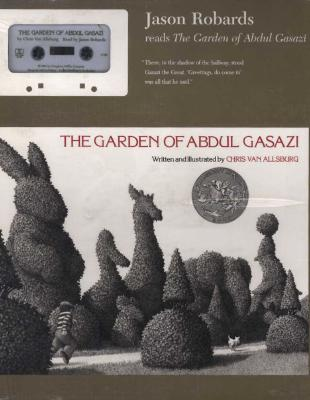 The Garden of Abdul Gasazi Cover Image
