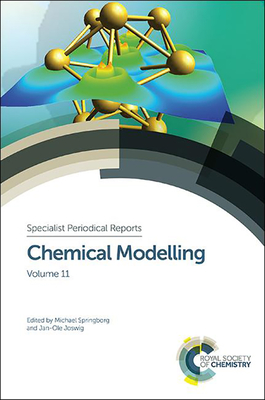 Chemical Modelling: Volume 11 Cover Image