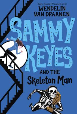 Sammy Keyes and the Skeleton Man Cover