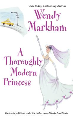 A Thoroughly Modern Princess Cover