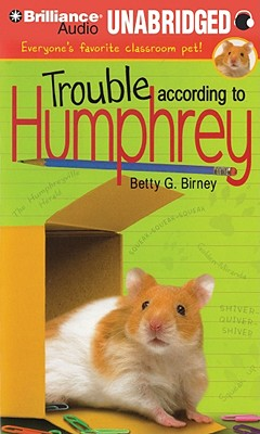 Trouble According to Humphrey (Humphrey (Audio) #3) Cover Image