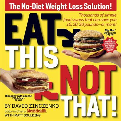 Eat This Not That! Cover