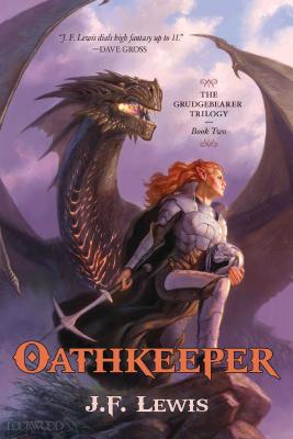 Oathkeeper (The Grudgebearer Trilogy #2) Cover Image