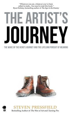 Cover for The Artist's Journey