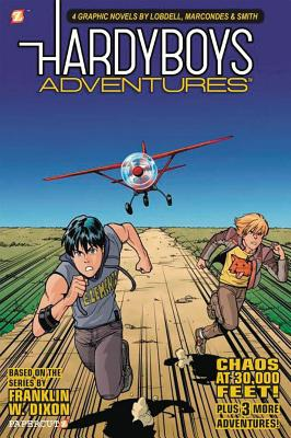 The Hardy Boys Adventures #3 Cover Image