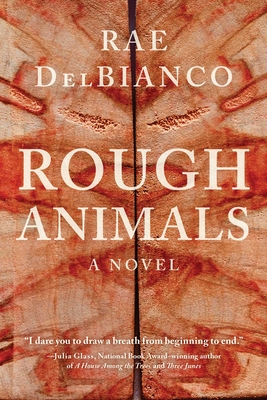Rough Animals: An American Western Thriller Cover Image