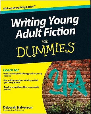 Writing Young Adult Fiction for Dummies Cover