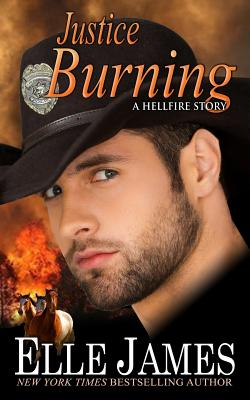 Cover for Justice Burning