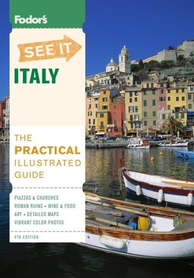 Fodor's See It Italy Cover Image