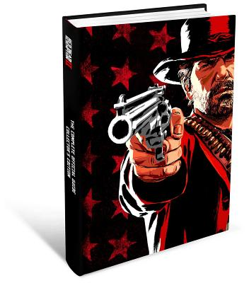 Red Dead Redemption 2: The Complete Official Guide Collector's Edition Cover Image