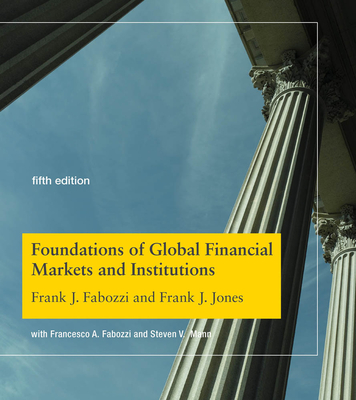 Cover for Foundations of Global Financial Markets and Institutions, Fifth Edition