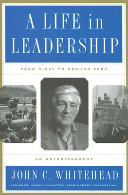 A Life in Leadership Cover