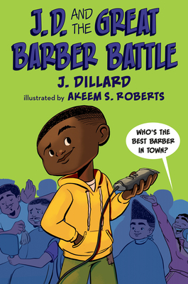 J.D. and the Great Barber Battle Cover Image