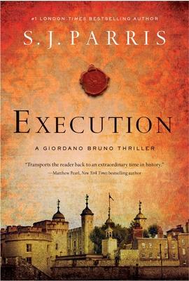 Execution: A Giordano Bruno Thriller (Giordano Bruno Mysteries) Cover Image