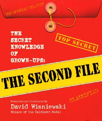 The Secret Knowledge of Grown-Ups Cover
