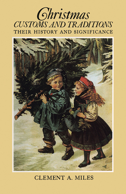 Christmas Customs and Traditions Cover Image