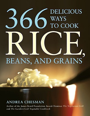 366 Delicious Ways to Cook Rice, Beans, and Grains Cover