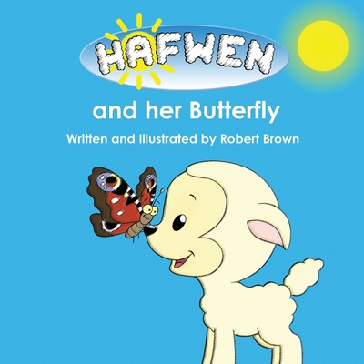 Hafwen and her Butterfly Cover Image