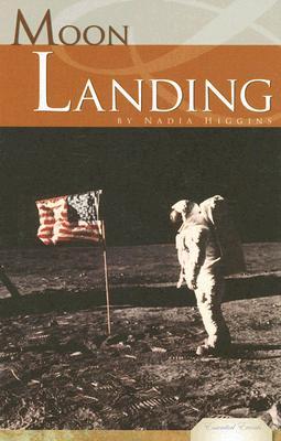 Moon Landing (Essential Events (ABDO)) Cover Image