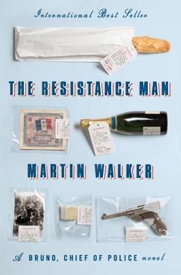 The Resistance Man Cover