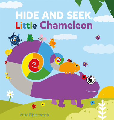 Hide and Seek, Little Chameleon Cover Image