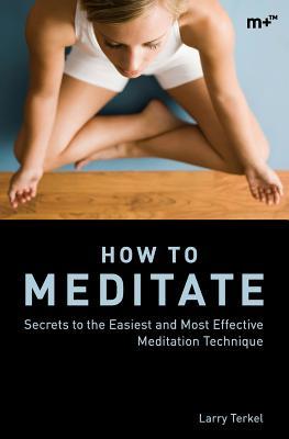Secrets to Meditation:  by Larry Terkel