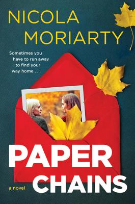 Paper Chains: A Novel Cover Image