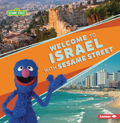Welcome to Israel with Sesame Street (R) Cover Image