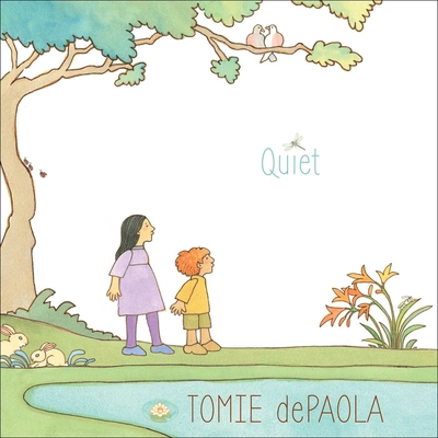 Quiet by Tomie dePaola