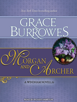 Morgan and Archer (Windham #8) Cover Image