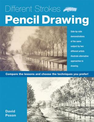 Different Strokes: Pencil Drawing Cover Image