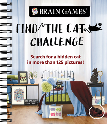 Brain Games Find the Cat Challenge Cover Image