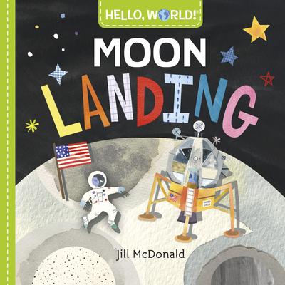 Hello, World! Moon Landing Cover Image