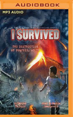 I Survived the Destruction of Pompeii, A.D. 79: Book 10 of the I Survived Series Cover Image