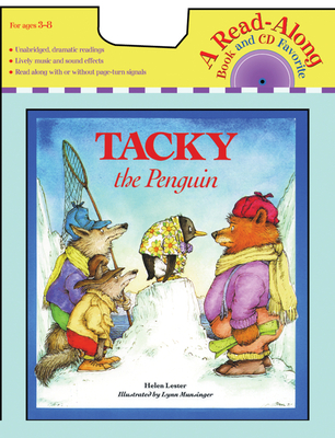 Tacky the Penguin Book & CD Cover Image