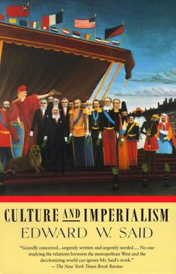 Culture and Imperialism Cover Image