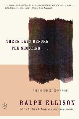 Three Days Before the Shooting... Cover Image