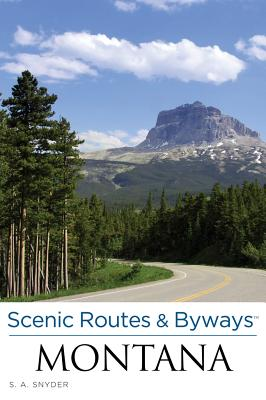 Scenic Routes & Byways Montana Cover